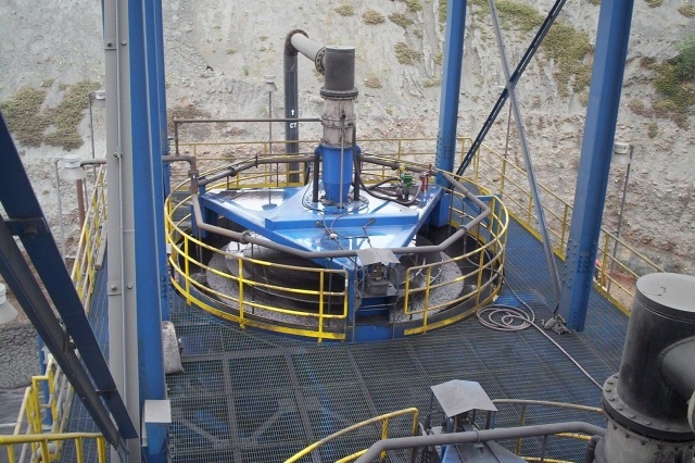 MMS Supply Imhoflot V-Cell Plant for the Romeral Mine, Chile