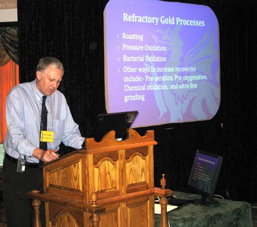 Precious Metals 10 Conference in Cornwall